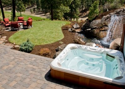 Electrical for Residenital Hot Tubs