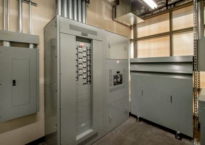 Industrial Electrical Rooms